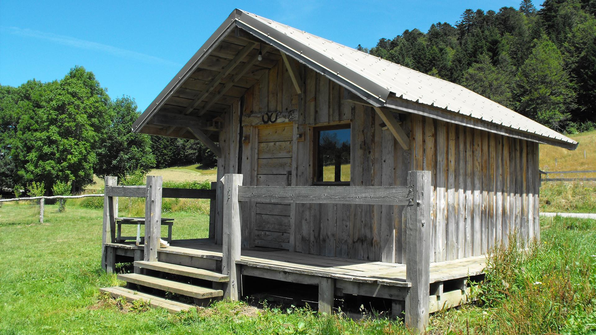 Les Chalets Nature Vercors - Location de chalets au coeur du parc naturel régional du Vercors - Nos Chalets