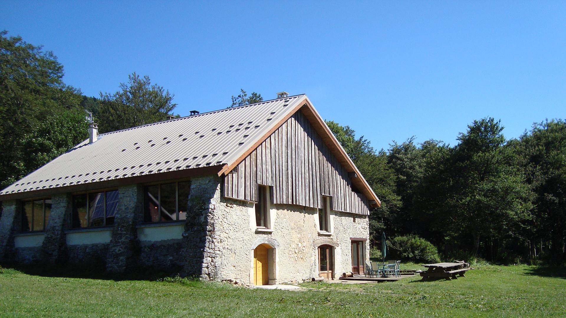 Les Chalets Nature Vercors - Location de chalets au coeur du parc naturel régional du Vercors
